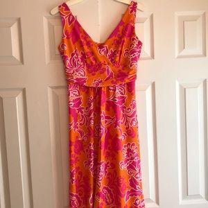 Jude Connally Maxi Dress Size Small